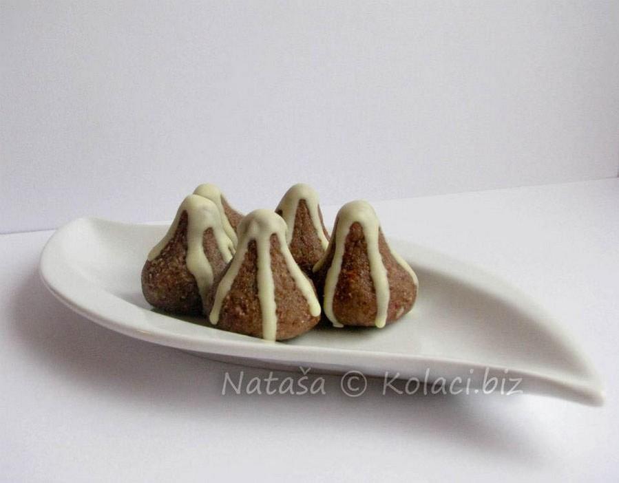 tornjići sa bijelom čokoladom