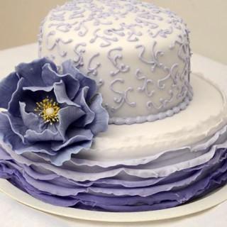 Torta na kat: slaganje i dekoriranje