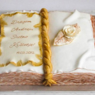 torta knjiga