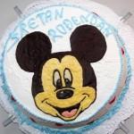 Miki maus dekoracija sa buter kremom