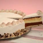 Kapri torta za Valentinovo