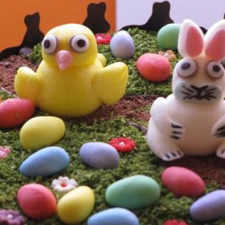 Kako se dekorira torta za Uskrs