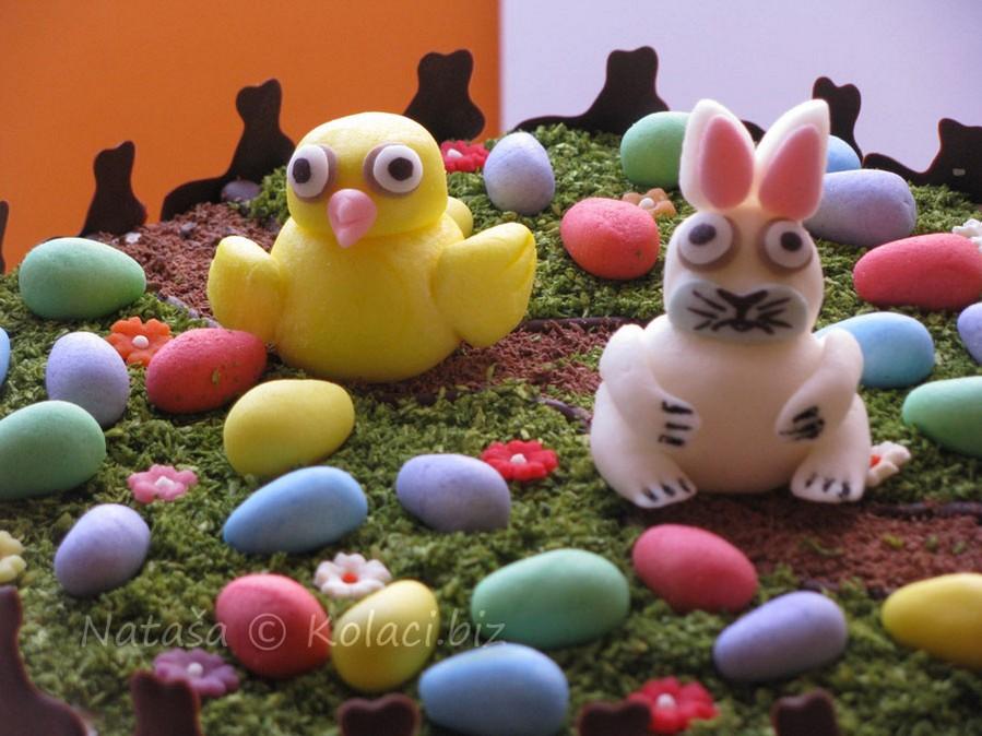 ukrasavanje-torte-za-uskrs