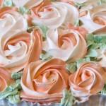 Kako napraviti brze ruže od šlaga