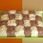 Kinder torta sa dvije kreme