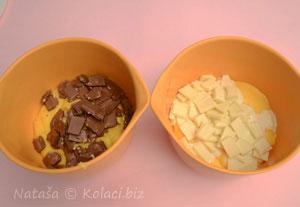 dvije čokolade