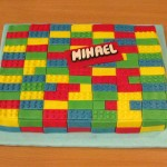 Dekoracija Lego torta