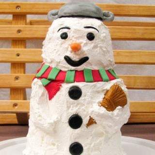 snjegović torta
