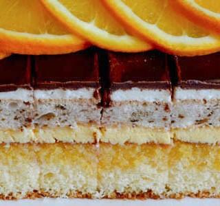 kolač sa narančom