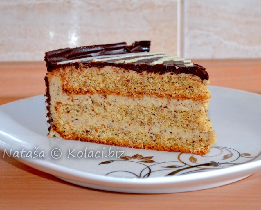 krokant-torta