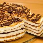 Ledena torta od kikirikija