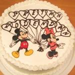 Dizni dekoracija za tortu