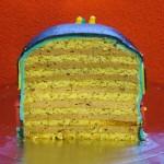 Torta od badema i eurokrema