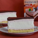 Brza torta sa dvije brze kreme