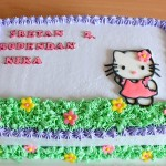 Hello Kitty torta (tutorijal sa slikama)