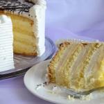Bijeli san od vanilije