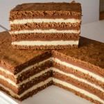 Cocco-čoko torta