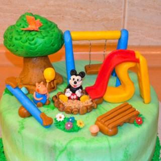dječja torta