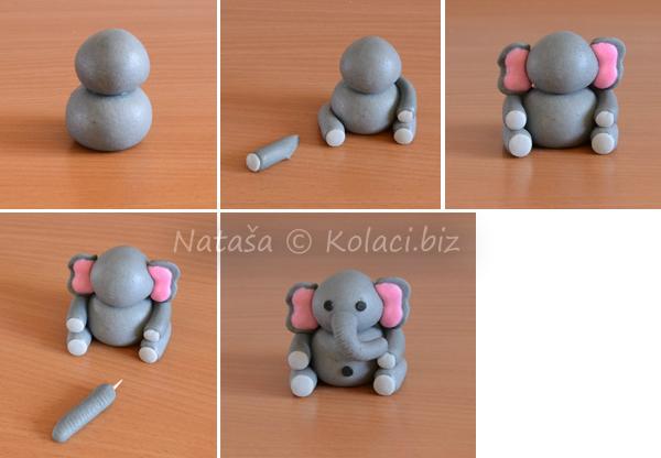 slonić od tičina