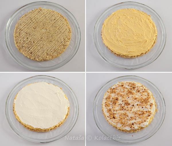 slojevi torte