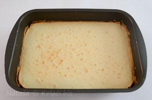 bijeli biskvit