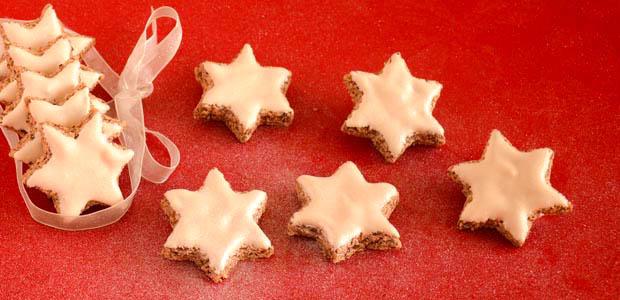 kolači božićne zvjezdice