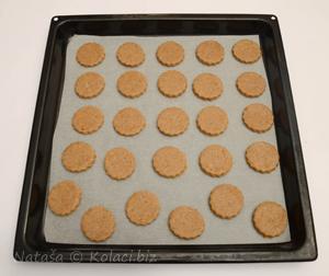 kolačići prije pečenja