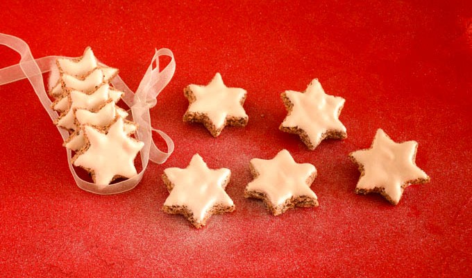 Božićne zvjezdice sa cimetom
