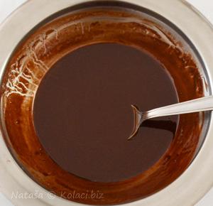čokoladni glaze
