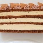 Torta s karamelama i lješnjacima