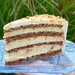 Torta s karamelama i lješnjacima (video)