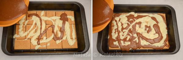šaranje kolača
