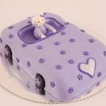 Dekoracija Hello Kitty u autu