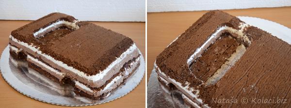 rezbarenje torte