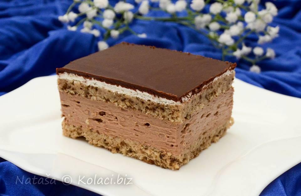 1eab285a16bd4 Kupido kolač sa čoko kremom