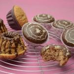 Muffini i mini kuglofi sa jabukama i cimetom