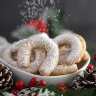 božićne kiflice