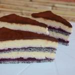 Mak torta sa šumskim voćem