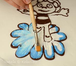 crtanje šlagom
