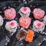 Domaći žele bomboni za Valentinovo