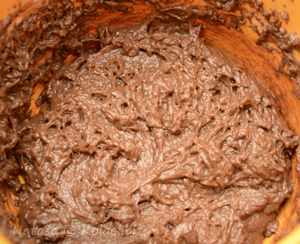 krema sa tamnom čokoladom
