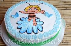 pčelica maja torta