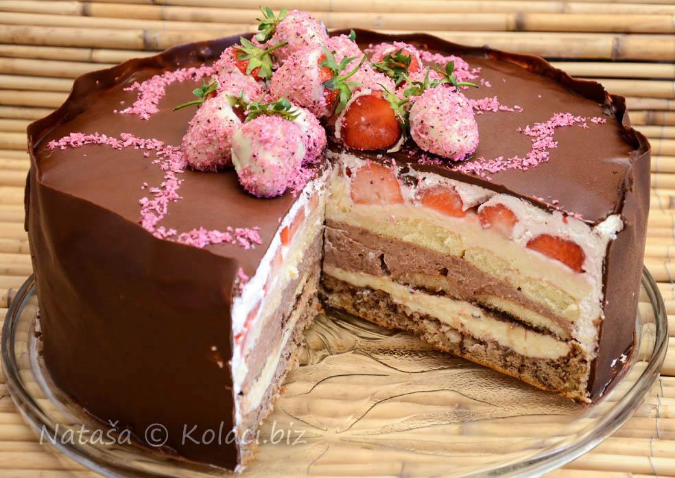 barbarina torta sa keksima