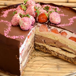 torta sa keksima
