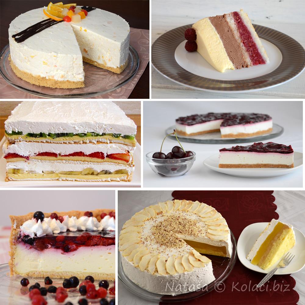 Kolaci Sa Receptima Voćne torte