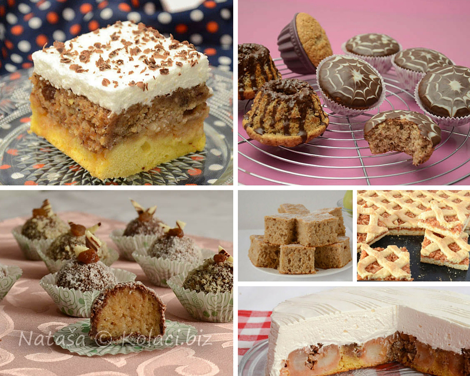 torte i kolači sa jabukama