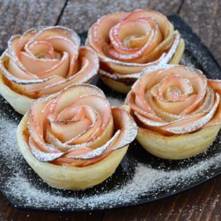 Ruže od jabuka