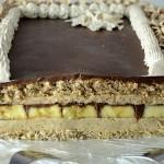 Torta sa bananama i kestenom