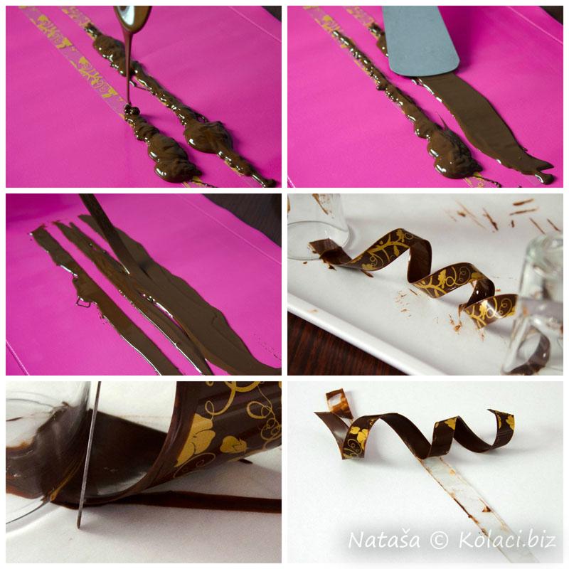 dekoracija-tanke-trake-od-cokolade