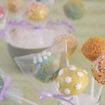 Nutella cake popsi i mini dekoracije